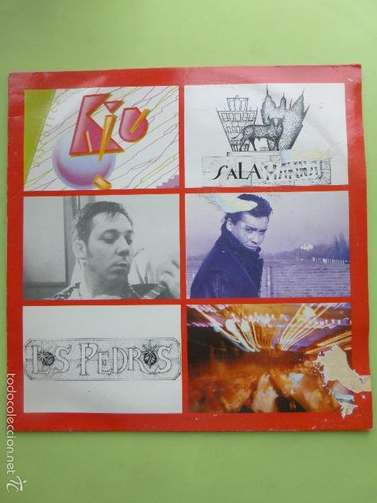 LOS PEDROS / SALAMAKINA / BAKALAO MADE IN SALAMANCA - DISCOTECA KIU - SALA MAKINA (Música - Discos de Vinilo - Maxi Singles - Grupos Españoles de los 90 a la actualidad)