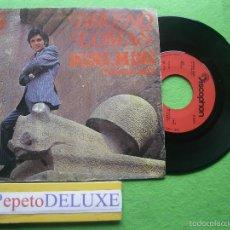 Discos de vinilo: BRUNO LOMAS MINI MINI SINGLE SPAIN 1974 PDELUXE. Lote 56720283