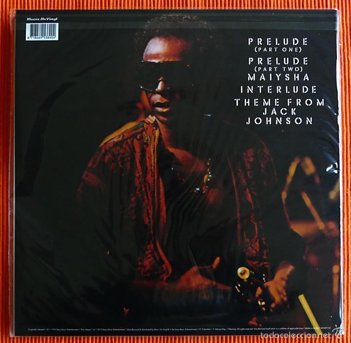 Discos de vinilo: MILES DAVIS - AGHARTA 180g vinyl 2 LP Audiophile Music On Vinyl Precintado - Foto 2 - 56722171