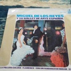 Discos de vinilo: VINILO MIGUEL DE LOS REYES. Lote 56722894