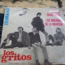 Discos de vinilo: VINILO LOS GRITOS . Lote 56722922