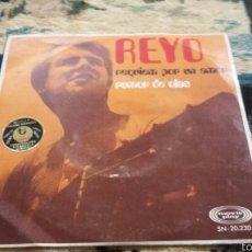 Discos de vinilo: VINILO REYO. Lote 56722981