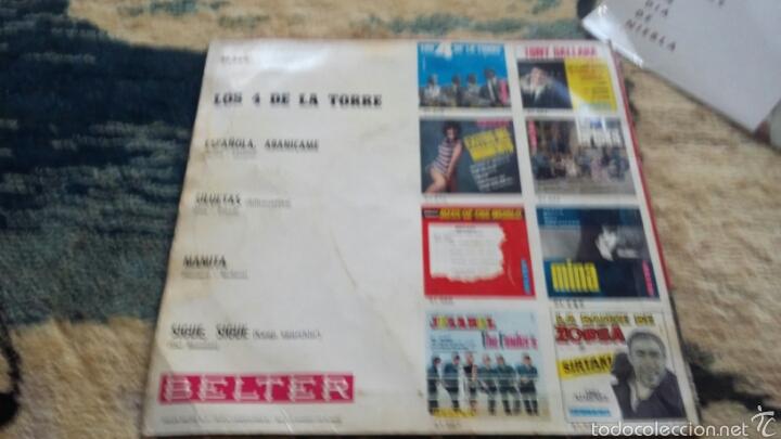 Discos de vinilo: Vinilo los 4 de la torre - Foto 2 - 56723012