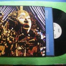 Discos de vinilo: EMF – STIGMA - LP 1992 SPAIN CON ENCARTE VINILO EX+++ CARATULA EX. Lote 56723123