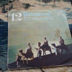 Discos de vinilo: VINILO 12 VILLANCICOS. Lote 56723266