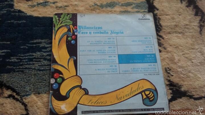 Discos de vinilo: Vinilo 12 villancicos - Foto 2 - 56723266