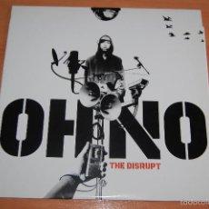Discos de vinil: LP DISCO VINILO OH NO THE DISRUPT. Lote 56723288