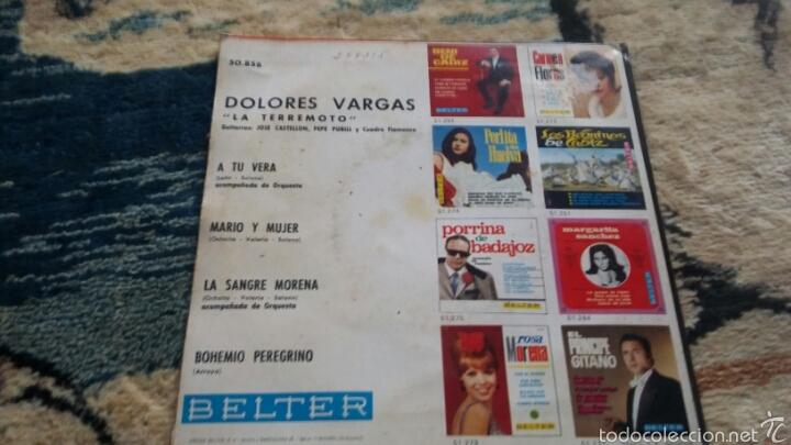 Discos de vinilo: Vinilo dolores vargas - Foto 2 - 56723481