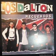 Discos de vinilo: LP DISCO VINILO LOS DALTON RECUERDOS - PUNK ROCK. Lote 56724483