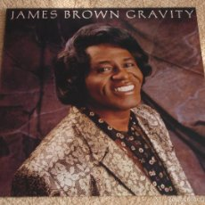 Discos de vinilo: JAMES BROWN ( GRAVITY ) ENGLAND - 1986 LP33 SCOTTI BROTHERS. Lote 56724411