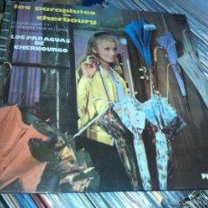 Discos de vinilo: LAS PARAGUAS DE CHERBOURGO - LP . Lote 56727683