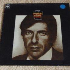 Discos de vinilo: LEONARD COHEN ?– SONGS OF LEONARD COHEN HOLANDA 1986 CBS. Lote 56725269