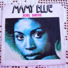 Discos de vinilo: JOEL DAYDE MAMY BLUE EP 1971. Lote 56737887