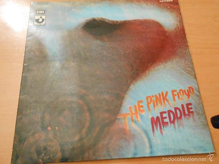 Pink floyd - meddle, lp, one of these days + 5, - Sold through