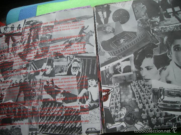 Discos de vinilo: Jaime Noguerol. Nueva pulsación. Victoria, Esp. 1984 LP (portada abierta y libro completo) PEPETO - Foto 4 - 56744492