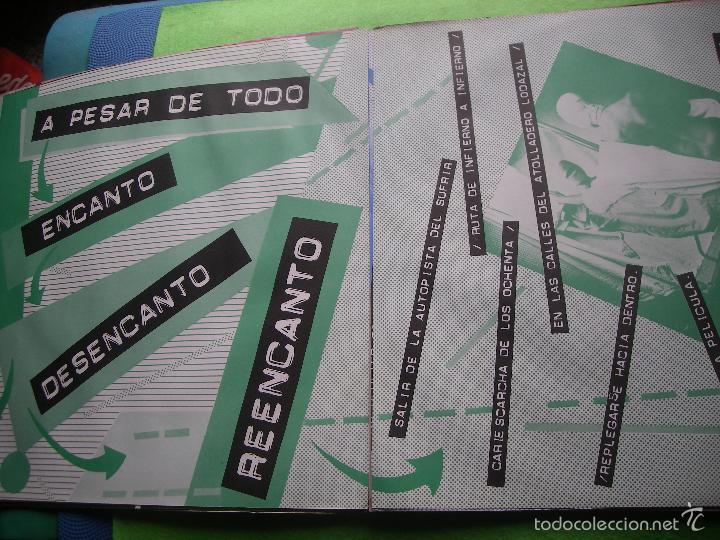 Discos de vinilo: Jaime Noguerol. Nueva pulsación. Victoria, Esp. 1984 LP (portada abierta y libro completo) PEPETO - Foto 7 - 56744492