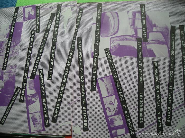 Discos de vinilo: Jaime Noguerol. Nueva pulsación. Victoria, Esp. 1984 LP (portada abierta y libro completo) PEPETO - Foto 9 - 56744492