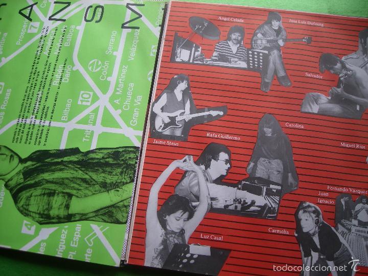 Discos de vinilo: Jaime Noguerol. Nueva pulsación. Victoria, Esp. 1984 LP (portada abierta y libro completo) PEPETO - Foto 10 - 56744492