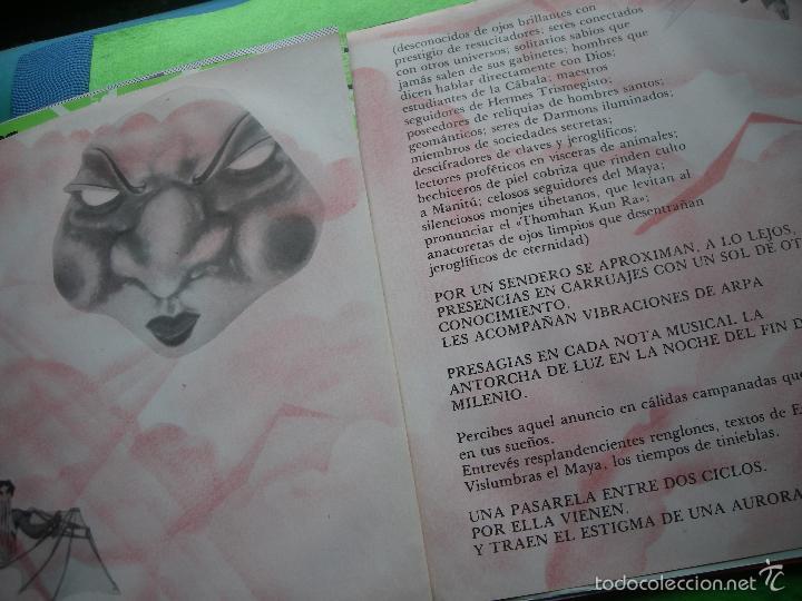 Discos de vinilo: Jaime Noguerol. Nueva pulsación. Victoria, Esp. 1984 LP (portada abierta y libro completo) PEPETO - Foto 11 - 56744492