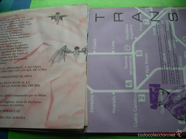 Discos de vinilo: Jaime Noguerol. Nueva pulsación. Victoria, Esp. 1984 LP (portada abierta y libro completo) PEPETO - Foto 13 - 56744492