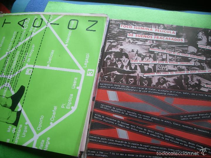 Discos de vinilo: Jaime Noguerol. Nueva pulsación. Victoria, Esp. 1984 LP (portada abierta y libro completo) PEPETO - Foto 14 - 56744492