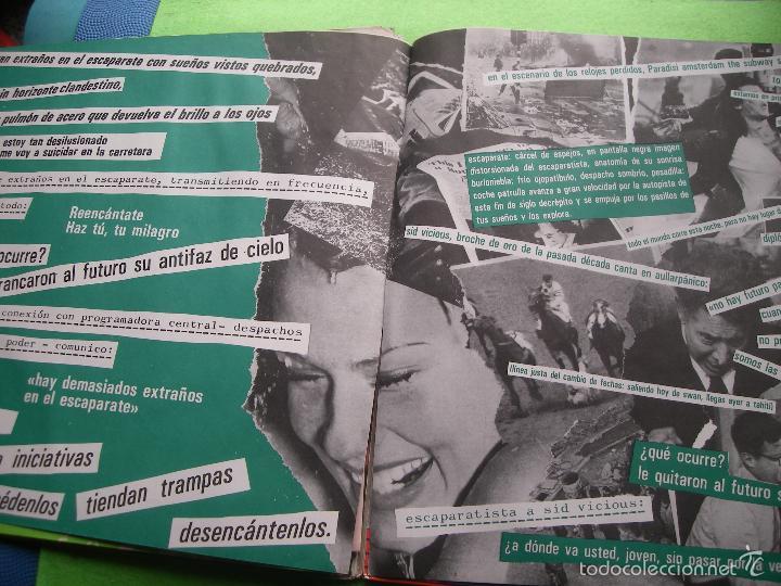 Discos de vinilo: Jaime Noguerol. Nueva pulsación. Victoria, Esp. 1984 LP (portada abierta y libro completo) PEPETO - Foto 15 - 56744492