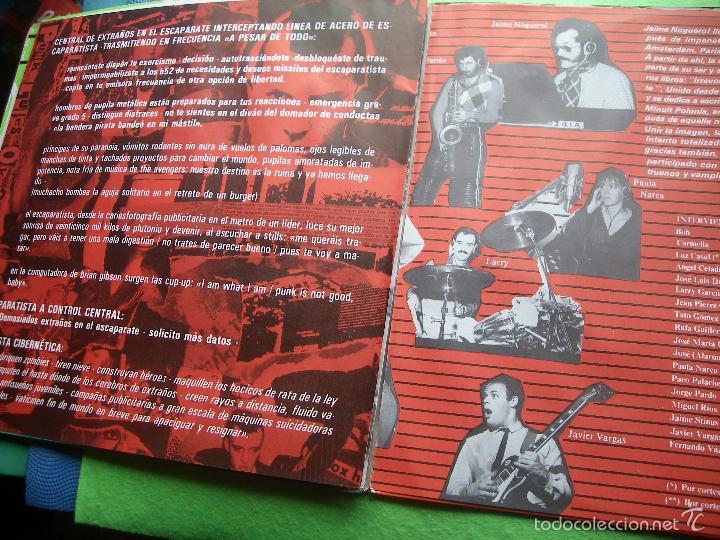 Discos de vinilo: Jaime Noguerol. Nueva pulsación. Victoria, Esp. 1984 LP (portada abierta y libro completo) PEPETO - Foto 16 - 56744492