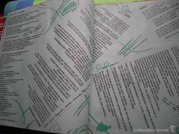 Discos de vinilo: Jaime Noguerol. Nueva pulsación. Victoria, Esp. 1984 LP (portada abierta y libro completo) PEPETO - Foto 17 - 56744492