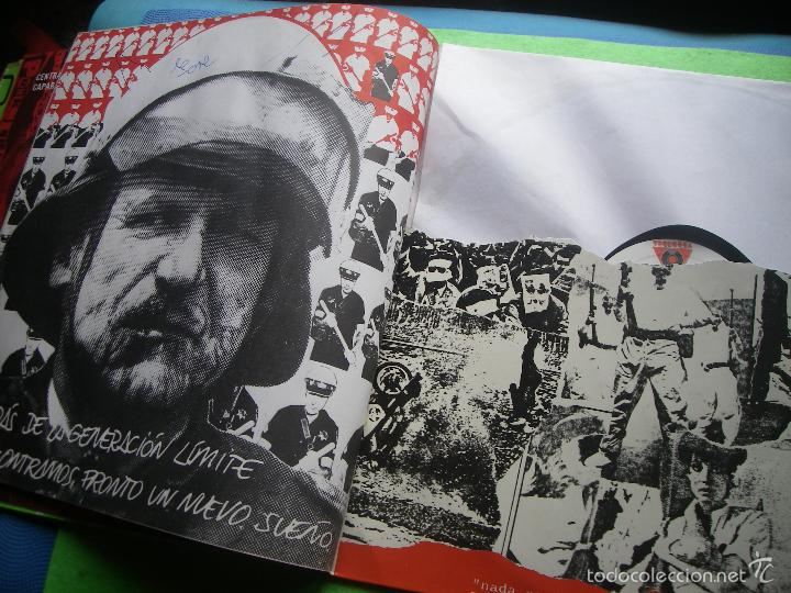 Discos de vinilo: Jaime Noguerol. Nueva pulsación. Victoria, Esp. 1984 LP (portada abierta y libro completo) PEPETO - Foto 18 - 56744492