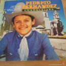 Discos de vinilo: PEDRITO FRNANDEZ-GUADALAJARA-LP. Lote 165525025