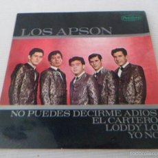 LOS APSON - No Puedes Decirme Adios - EP 1964 - PEERLESS ROCK Mexicano (EX-/EX-)