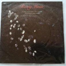 Discos de vinilo: ROXY MUSIC - TAKE A CHANCE WITH ME (INTENTALO CONMIGO) / THE MAIN THING (REMIX) (1982). Lote 56802719