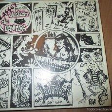 Discos de vinilo: LASSER - VESTIDA DE PANTERA - SINGLE 1987 - RARO SINGLE DE ESTE GRUPO MENORQUÍN. Lote 56811376