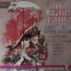 Dischi in vinile: MY FAIR LADY - BANDA SONORA DE LA PELICULA / EP CBS DE 1965 RF-689, BUEN ESTADO. Lote 56811445