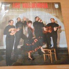 Dischi in vinile: VALLDEMOSA, LP, NA CATALINA DE PLAÇA + 11, AÑO 1966. Lote 56813241