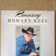 Discos de vinilo: LP HOWARD KEEL COLLECTION - COUNTRY-ROCK. Lote 56814217