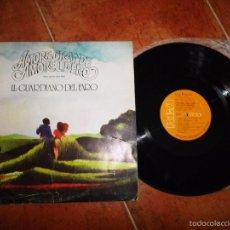 Discos de vinilo: IL GUARDIANO DEL FARO AMORE GRANDE AMORE LIBERO LP VINILO 1975 ESPAÑA 12 TEMAS. Lote 56818530