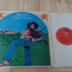 Discos de vinilo: EAST OF EDEN -JIG-A-JIG-LP-FOLK ROCK. Lote 56819336