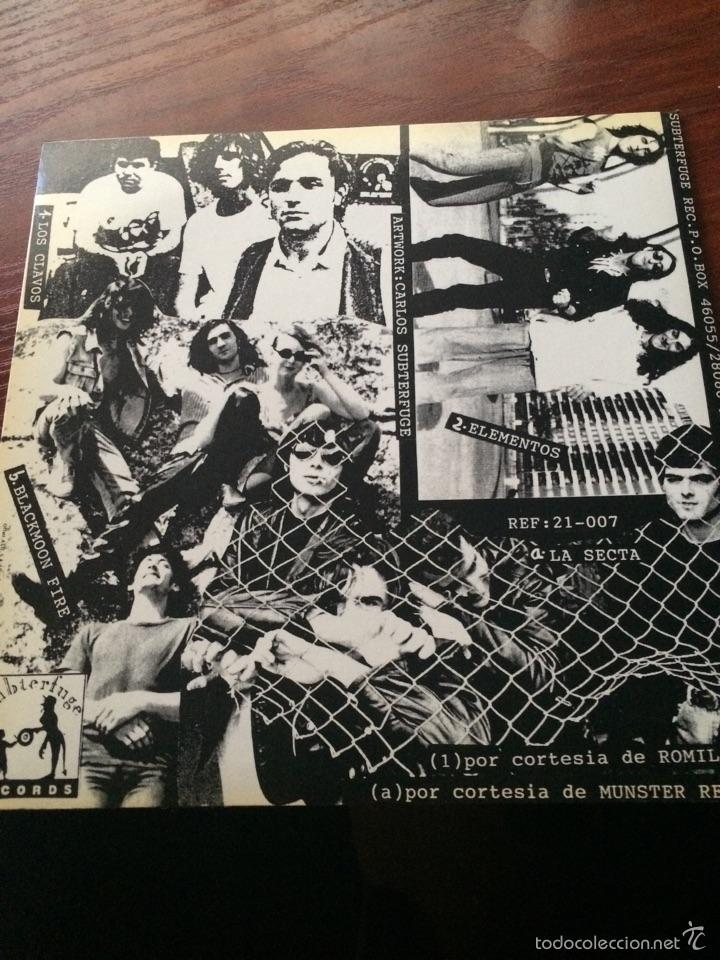 Discos de vinilo: YEAH!-THE SUBTERFUGE COMPILATION VOL 3-EP NUEVO - Foto 2 - 56829481