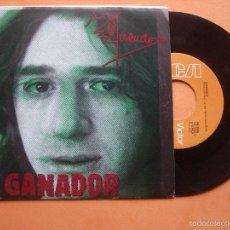 Dischi in vinile: ROSENDO EL GANADOR SINGLE SPAIN 1986. Lote 68282114