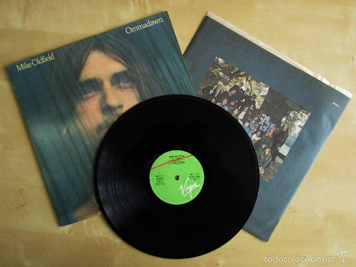 MIKE OLDFIELD - OMMADAWN - ALBUM VINILO ORIGINAL PRIMERA EDICION ARIOLA / VIRGIN 1975 (Música - Discos - LP Vinilo - Pop - Rock - Extranjero de los 70)