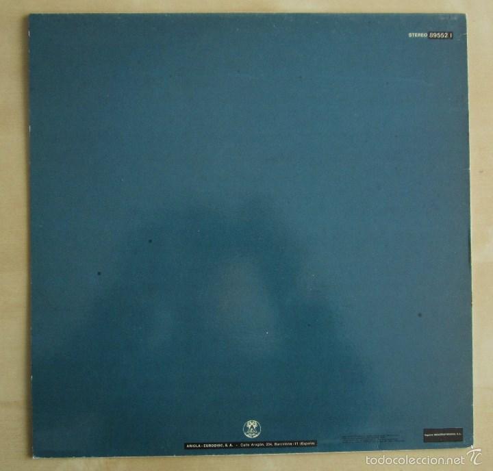 Discos de vinilo: MIKE OLDFIELD - OMMADAWN - ALBUM VINILO ORIGINAL PRIMERA EDICION ARIOLA / VIRGIN 1975 - Foto 3 - 85693799