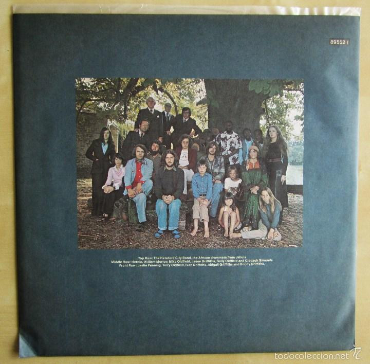 Discos de vinilo: MIKE OLDFIELD - OMMADAWN - ALBUM VINILO ORIGINAL PRIMERA EDICION ARIOLA / VIRGIN 1975 - Foto 4 - 85693799