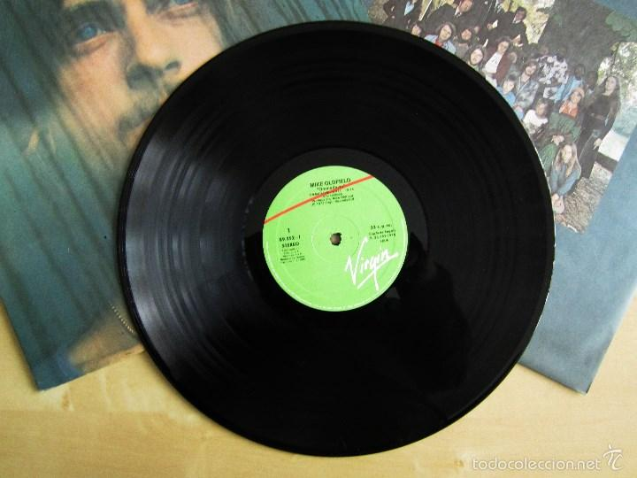 Discos de vinilo: MIKE OLDFIELD - OMMADAWN - ALBUM VINILO ORIGINAL PRIMERA EDICION ARIOLA / VIRGIN 1975 - Foto 7 - 85693799