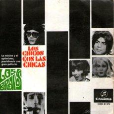 """Discos de vinilo: LOS BRAVOS - EP-SINGLE VINILO 7"""" - EDITADO EN ESPAÑA - TE QUIERO ASÍ + 3 - COLUMBIA 1967. Lote 56840684"""
