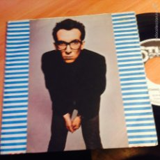 Discos de vinilo: ELVIS COSTELLO (WATCHING THE DETECTIVES +2) EP GERMANY 1977 (EPI1). Lote 56841818