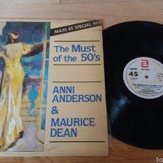 Discos de vinilo: THE MUST OF THE 50'S. Lote 56842376