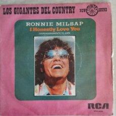 Discos de vinilo: RONNIE MILSAP. Lote 56843419