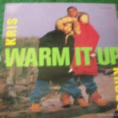 Kris Kross - Warm It Up (Columbia)
