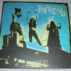 Discos de vinilo: BARRENO - MAMMA - EP MUNSTER RECORDS 1993 - HARDCORE PUNK. Lote 56845564